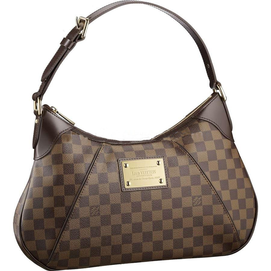 Best Replica Louis Vuitton Thames GM Damier Ebene Canvas N48181