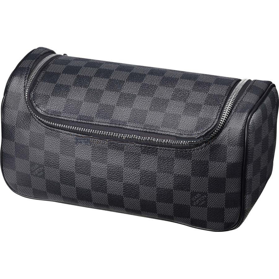 Cheap Louis Vuitton Toiletry pouch Damier Graphite Canvas N47625