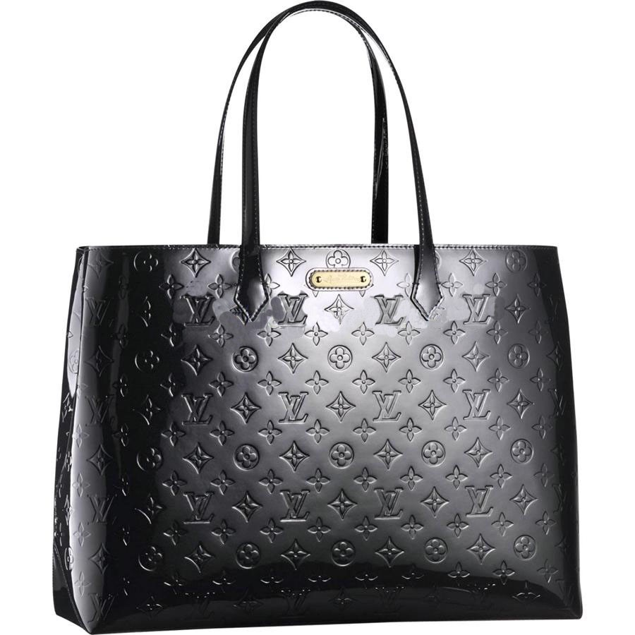 AAA Louis Vuitton Wilshire GM Monogram Vernis M91442 Replica