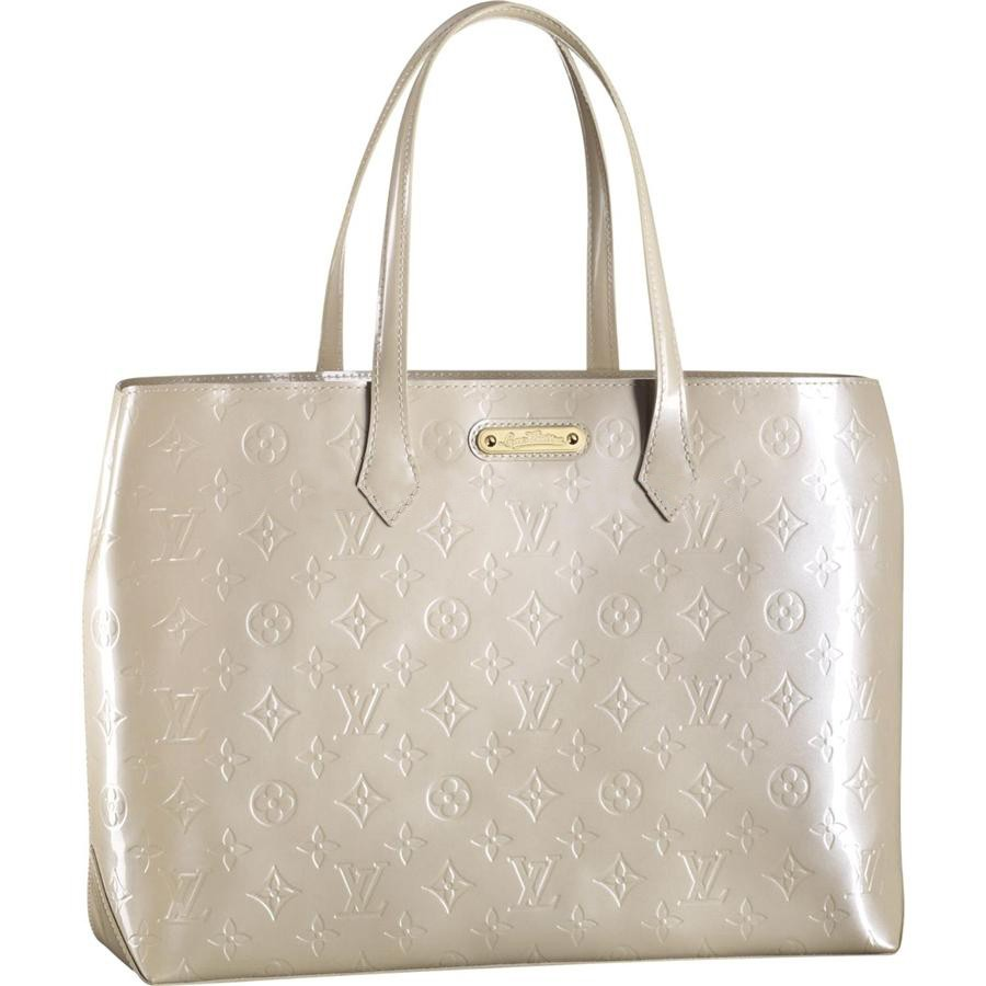 AAA Louis Vuitton Wilshire MM Monogram Vernis M91441 Replica