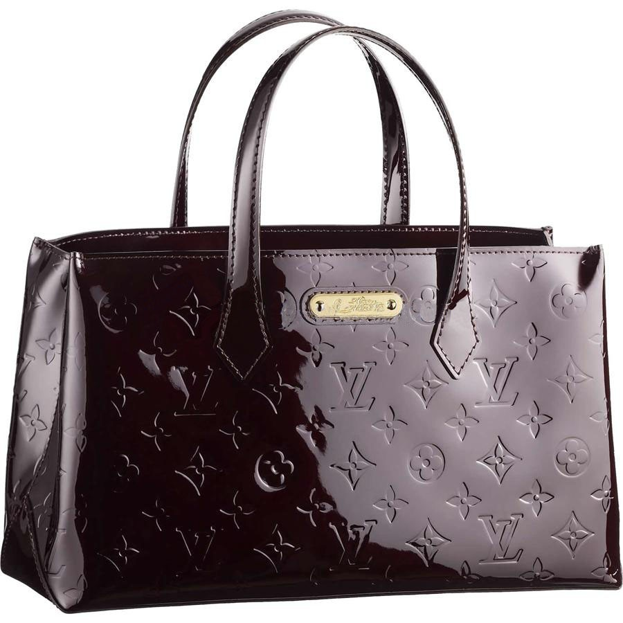 AAA Louis Vuitton Wilshire PM Monogram Vernis M93641 Replica