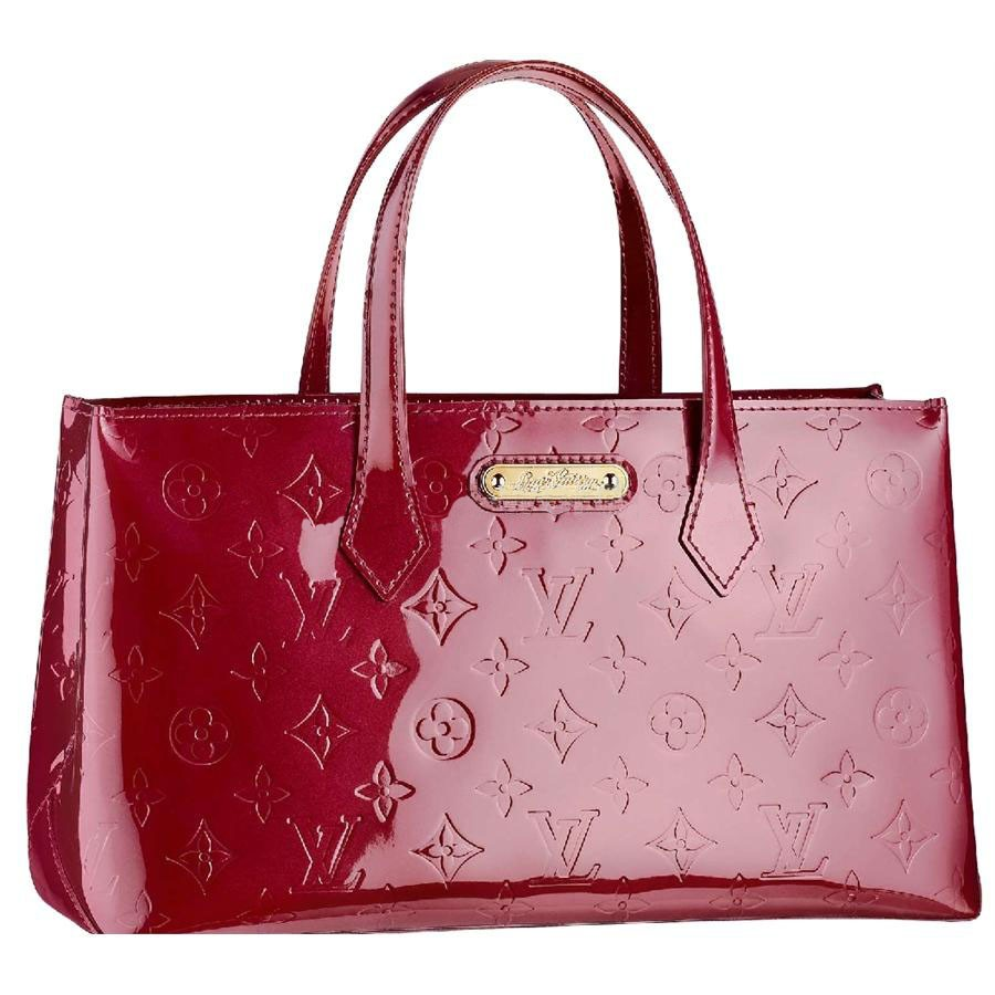 AAA Louis Vuitton Wilshire PM Monogram Vernis M93642 Replica
