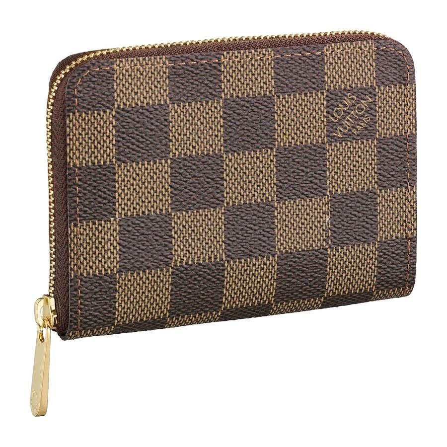 Best Replica Louis Vuitton Zippy Coin Purse Damier Ebene Canvas N63070