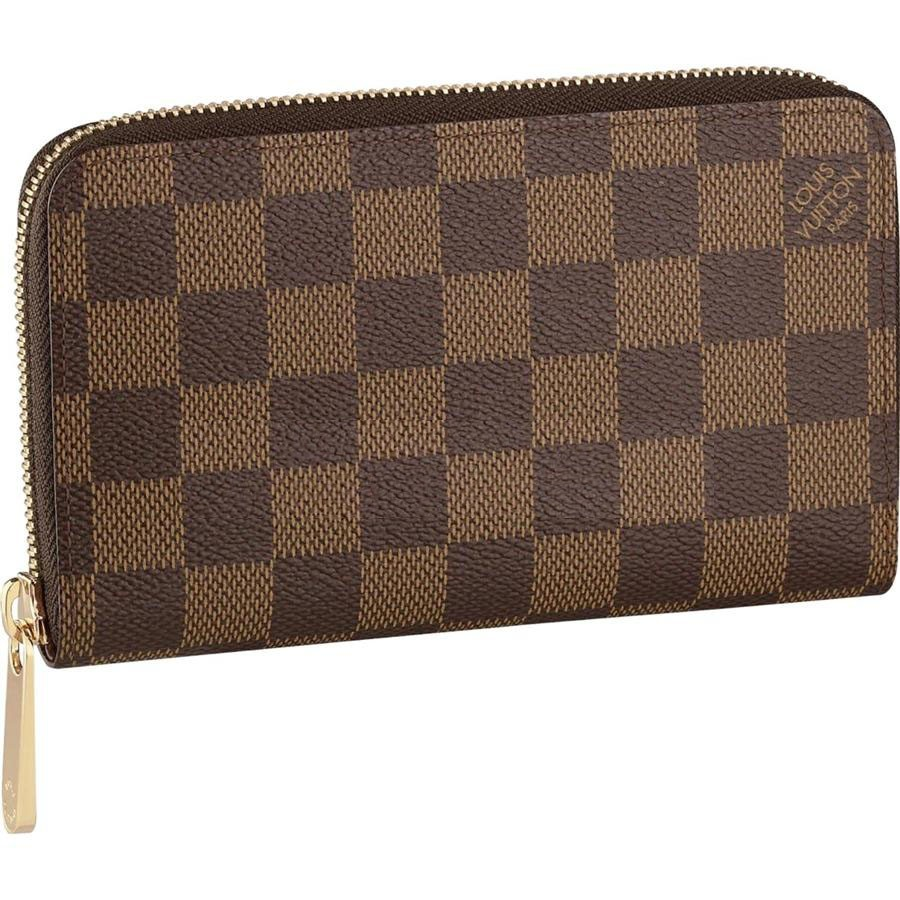 Best Replica Louis Vuitton Zippy Compact Wallet Damier Ebene Canvas N60028