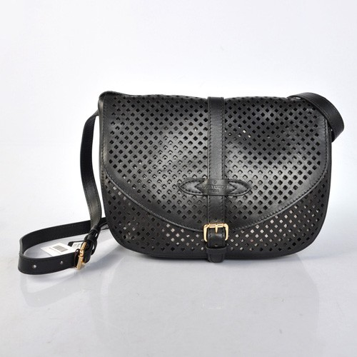High Quality Louis Vuitton Saumur Bag in Perforated Monogram Canvas M93996
