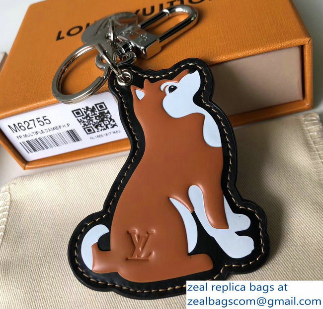 Louis Vuitton Dog Bag Charm And Key Holder M62755 2018_2803115507