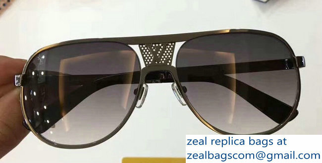 Louis Vuitton Sunglasses 06 2018_2803115569