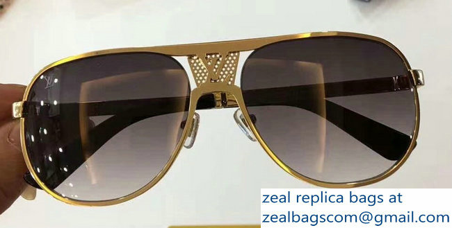 Louis Vuitton Sunglasses 09 2018_2803115572