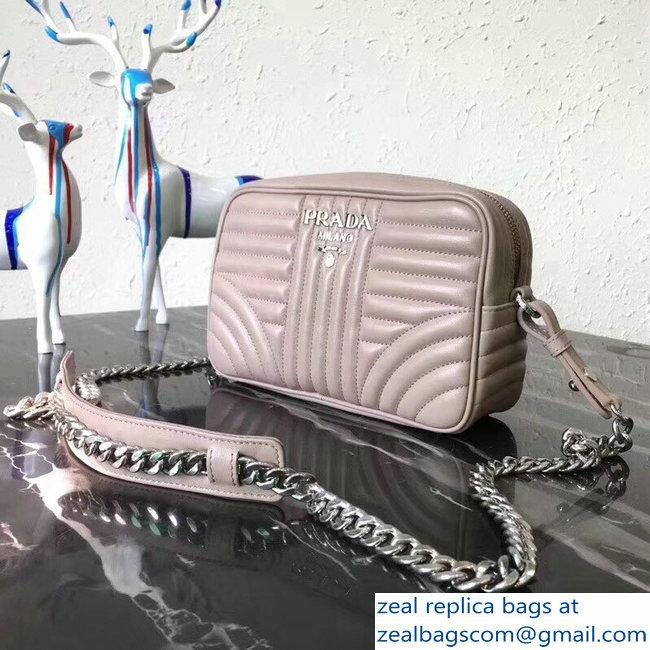 Prada Diagramme Leather Cross-Body Bag 1BH083 Nude 2018   www.zealbag.ru 110c18386db06