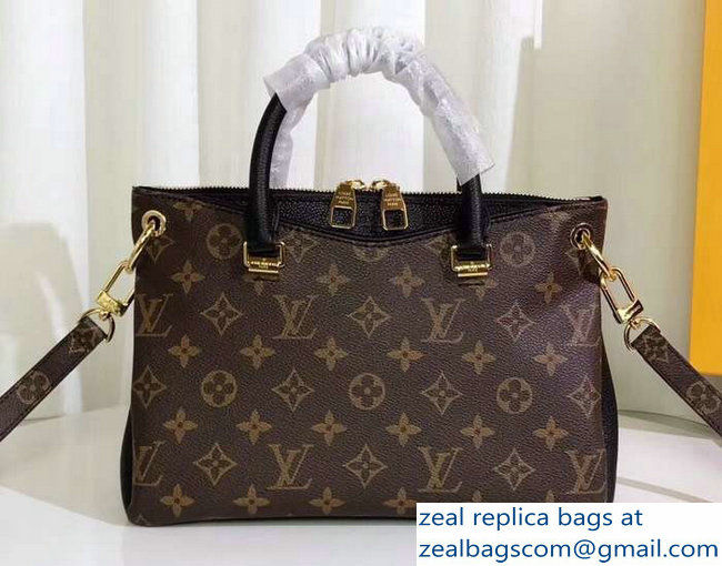 Louis Vuitton Monogram Canvas Pallas BB Bag M42960 Noir