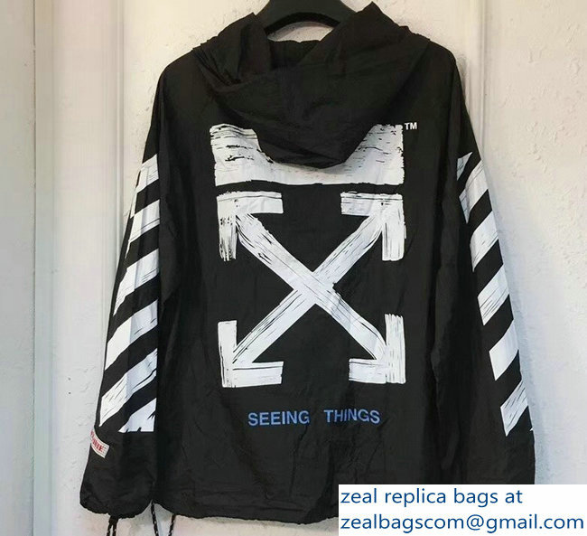 Off-White Windbreaker Jacket Sun Protection Hoodie Clothes 02