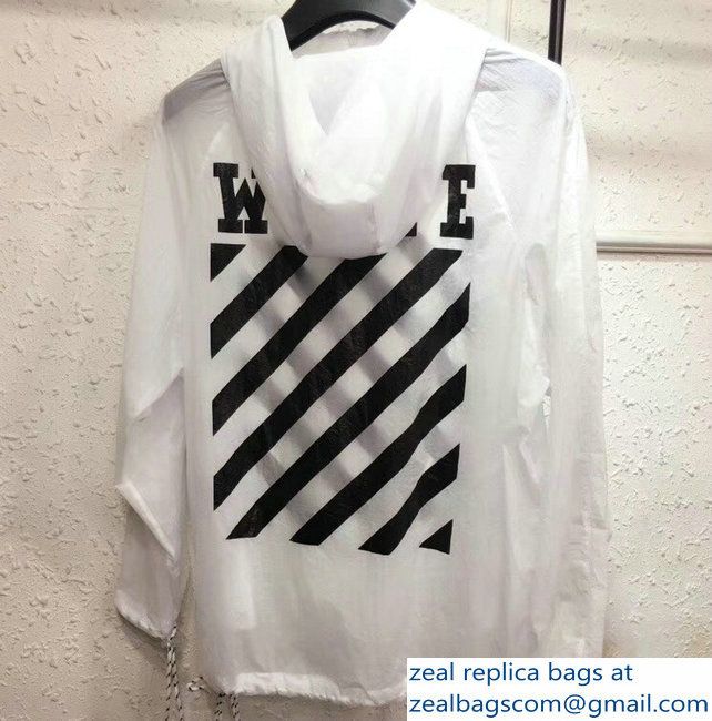 Off-White Windbreaker Jacket Sun Protection Hoodie Clothes 03