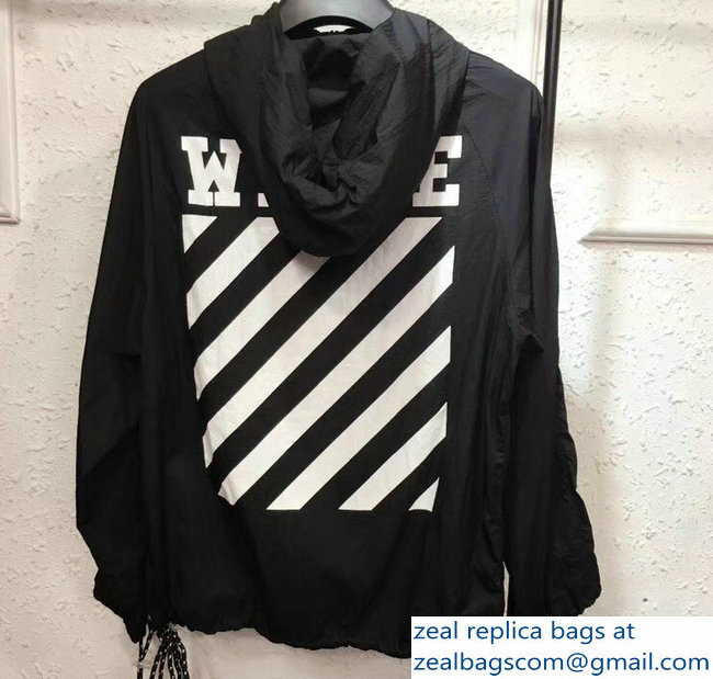 Off-White Windbreaker Jacket Sun Protection Hoodie Clothes 04
