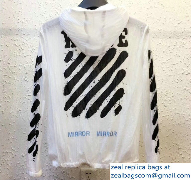 Off-White Windbreaker Jacket Sun Protection Hoodie Clothes 11