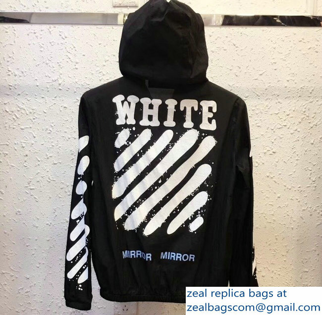 Off-White Windbreaker Jacket Sun Protection Hoodie Clothes 12
