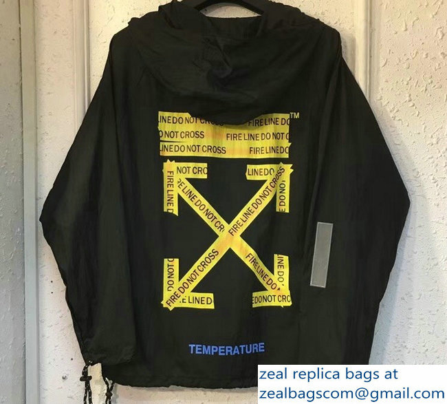 Off-White Windbreaker Jacket Sun Protection Hoodie Clothes 14