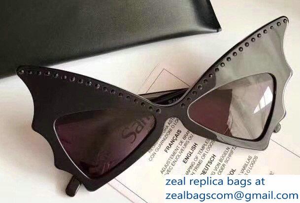 Yves Saint Laurent Glossy Plexiglas And Leather Opium MinaudieRe Bag ... d536ebea640b3