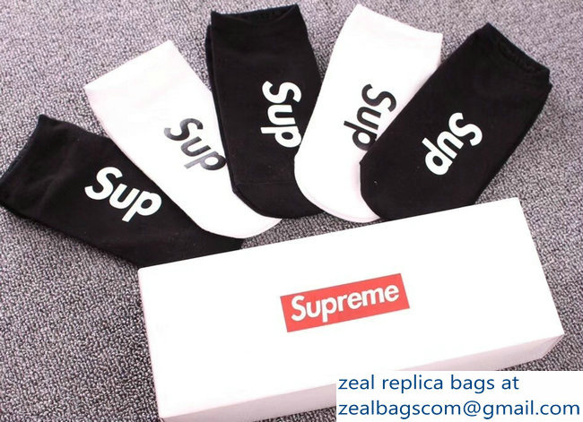 Supreme Cotton Socks S02