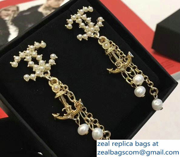 Chanel Earrings 284 2018