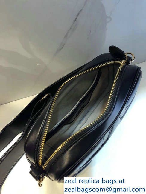 Stella Mccartney Quilted Stella Star Belt Bag Black 2018 - Click Image to Close