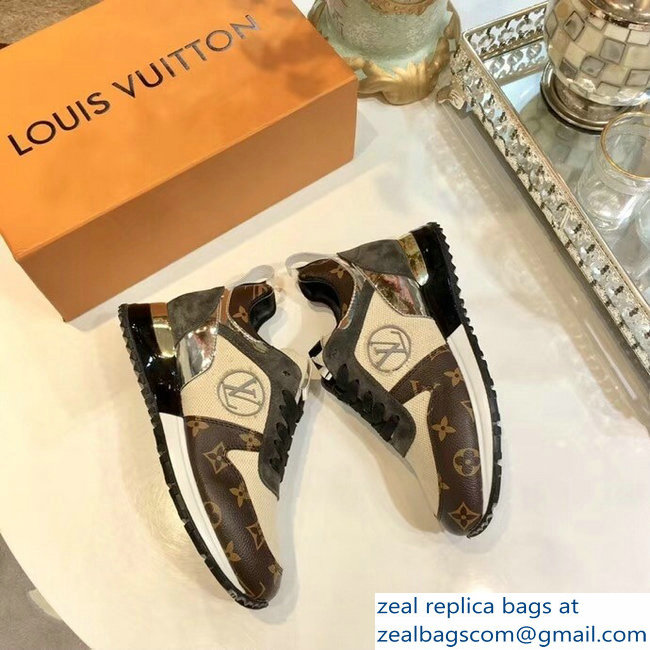 Louis Vuitton Run Away Sneakers 16 2018