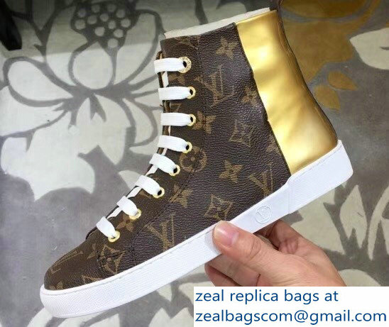 Louis Vuitton Stellar Sneakers Boots 11 2018