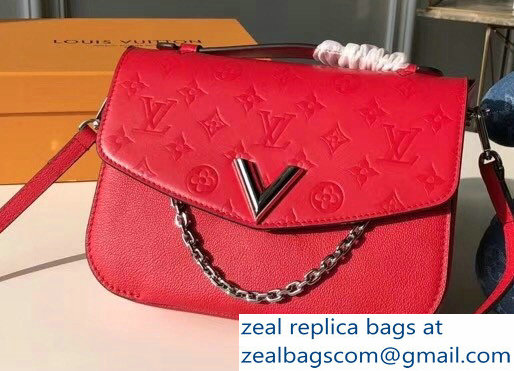 Louis Vuitton Very Messenger Bag M51682 Rubis 2018