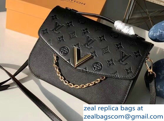 Louis Vuitton Very Messenger Bag M53382 Noir 2018