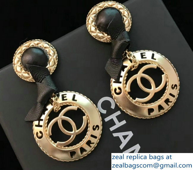 Chanel Earrings 392 2018