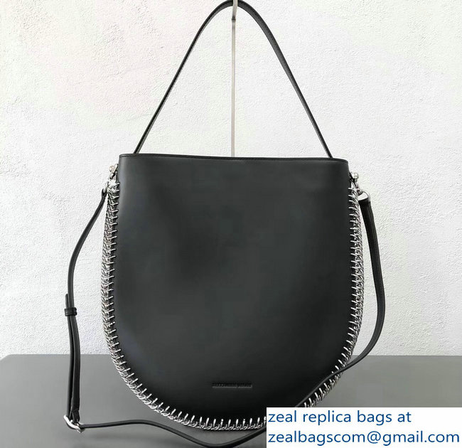 Alexander Wang Roxy Hobo Bag Black 2018
