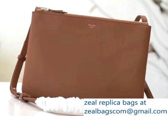Celine Belt Tote Mini Bag in Original Clemence Leather Ice Cream ... fabbc87293f89