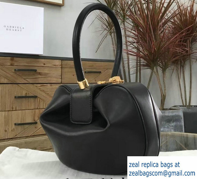 Gabriela Hearst Nina Large Bag Black