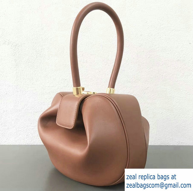 Gabriela Hearst Nina Large Bag Brown