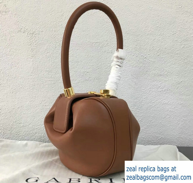 Gabriela Hearst Nina Small Bag Brown
