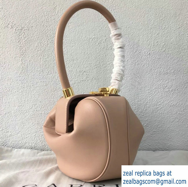 Gabriela Hearst Nina Small Bag Nude