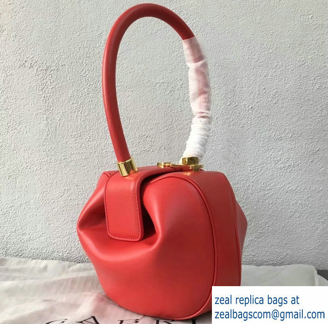 Gabriela Hearst Nina Small Bag Red