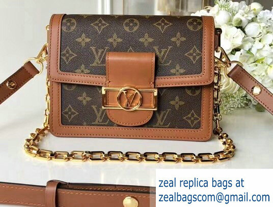Louis Vuitton Monogram Canvas Dauphine PM Bag M44392 2019