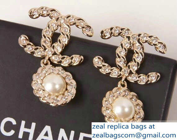 Chanel Earrings 33 2019