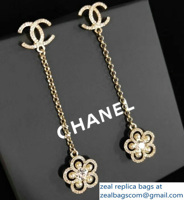Chanel Earrings 34 2019