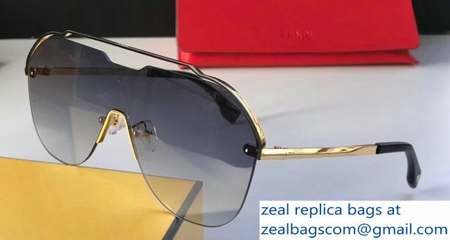 Fendi Fancy Sunglasses 06 2019
