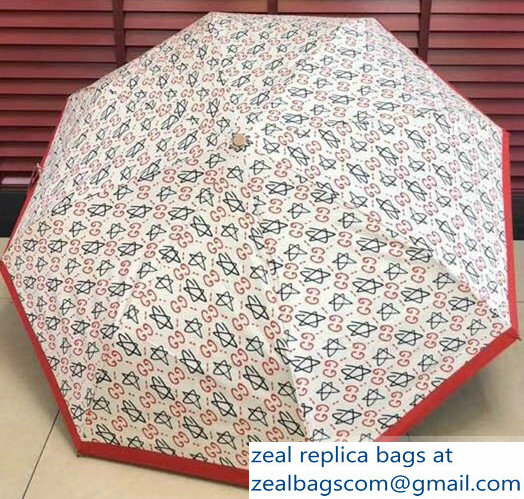 Gucci Print Umbrella G01
