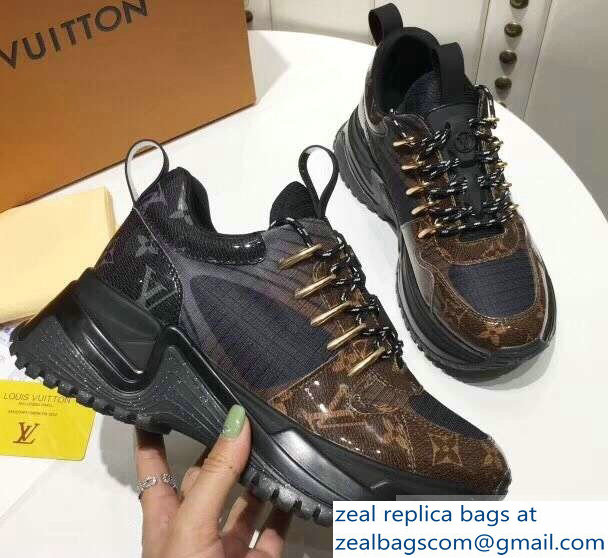 Louis Vuitton Heel 5cm Run Away Pulse Sneakers 04 2019