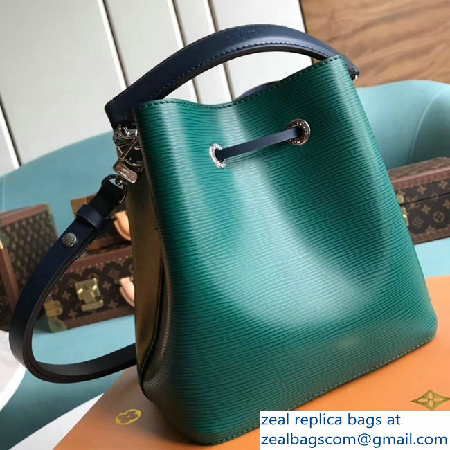 Louis Vuitton Epi Leather NeoNoe BB Bucket Bag M53612 Green