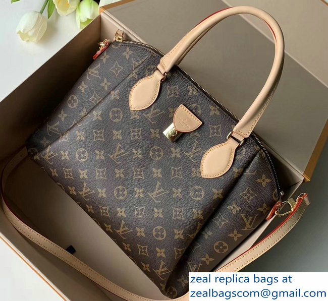 Louis Vuitton Monogram Canvas Rivoli MM Bag M44546 2019