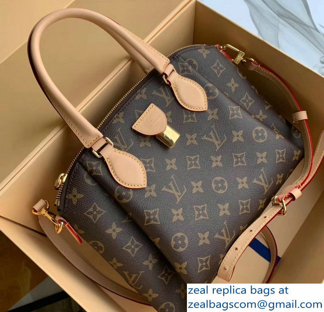 Louis Vuitton Monogram Canvas Rivoli PM Bag M44543 2019