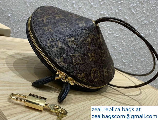 Louis Vuitton Monogram Canvas Toupie Bag M44592 2019