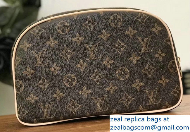 Louis Vuitton Toiletry 25 Bag M47527 Monogram Canvas