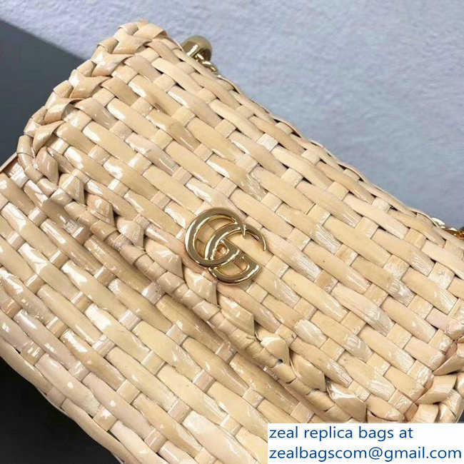 gucci wicker small bag 2019