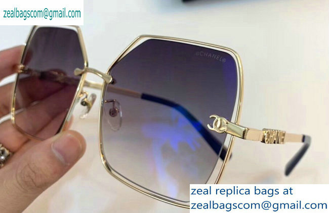 Chanel Sunglasses 84 2019