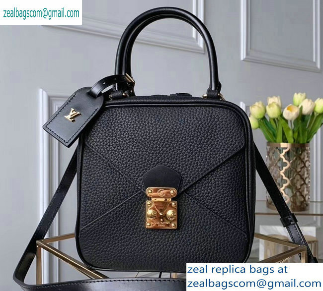 Louis Vuitton Cube-shaped Neo Square Bag M55334 Black 2019